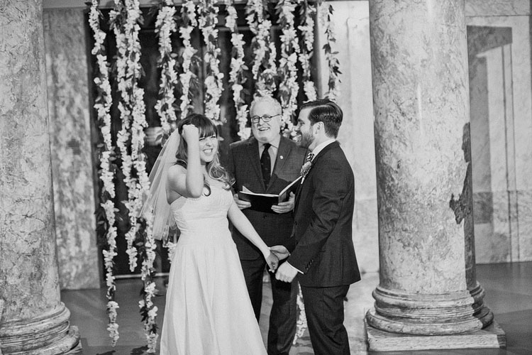 13_super-fun-happy-Los-Angeles-Natural-history-museum-wedding-photos