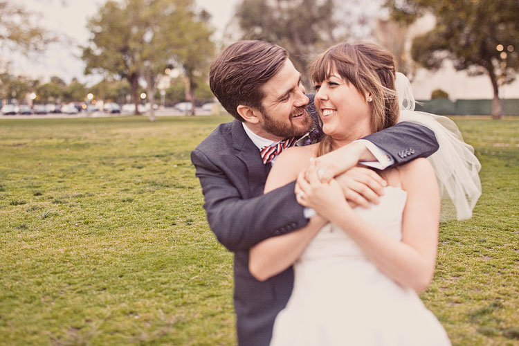 20_super-fun-happy-Los-Angeles-Natural-history-museum-wedding-photos